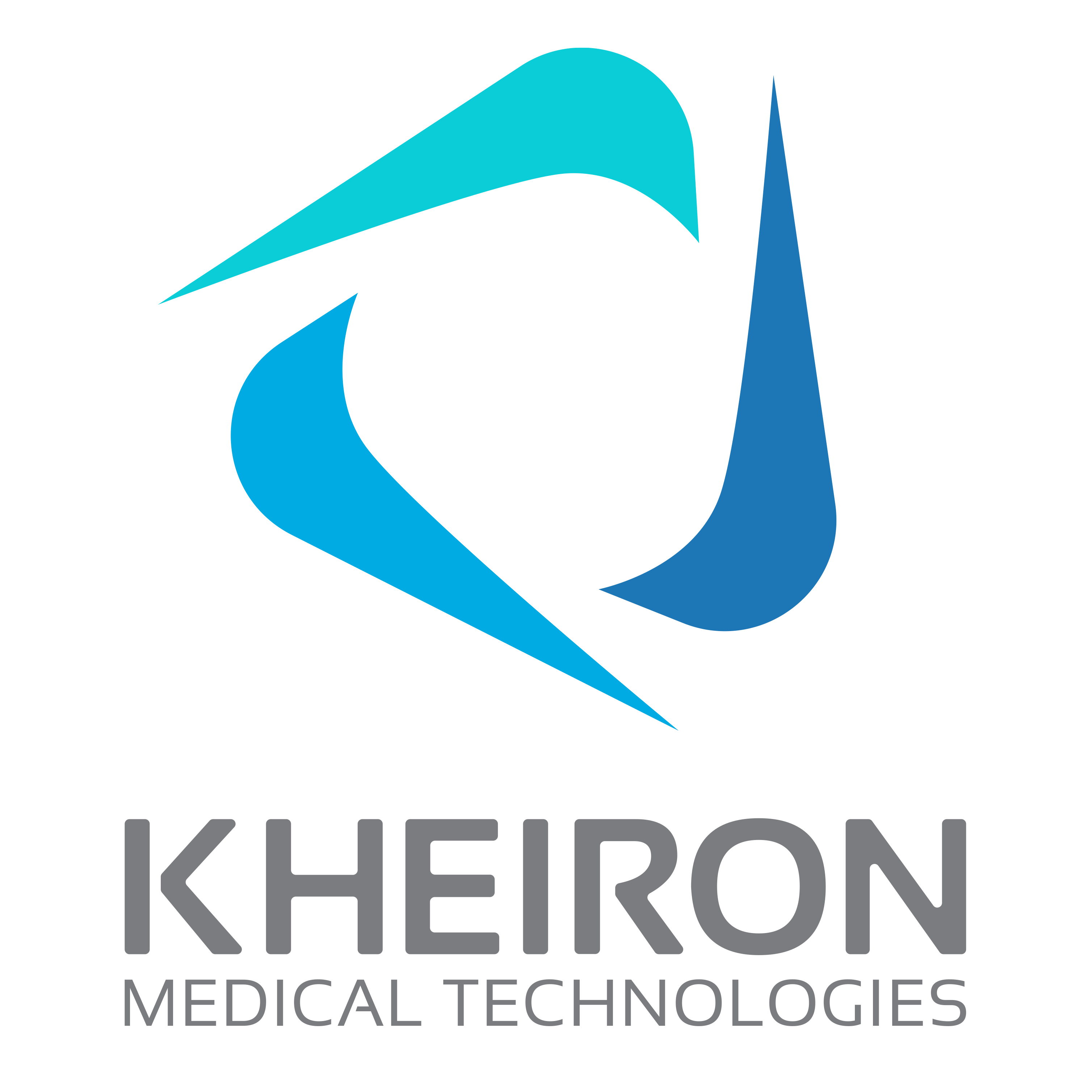 Kheiron logo light